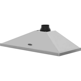 Rangemaster LEIHDC110SC Built In Chimney Cooker Hood - Stainless Steel - LEIHDC110SC_SS - 4