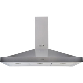 Stoves S1000 STER CHIM Built In Chimney Cooker Hood - Stainless Steel - S1000 STER CHIM_SS - 1
