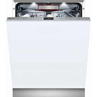 NEFF N70 S515T80D2G Built In Standard Dishwasher - Stainless Steel - S515T80D2G_SS - 1
