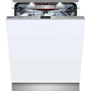 NEFF N90 S517T80D1G Built In Standard Dishwasher - Stainless Steel - S517T80D1G_SS - 1