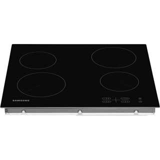 Samsung C61R2AEE Built In Ceramic Hob - Black - C61R2AEE_BK - 5