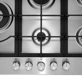 Samsung NA75J3030AS Built In Gas Hob - Stainless Steel - NA75J3030AS_SS - 3