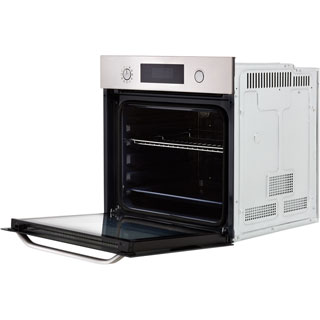 Samsung Dual Cook NV66M3571BS Built In Electric Single Oven - Stainless Steel - NV66M3571BS_SS - 4