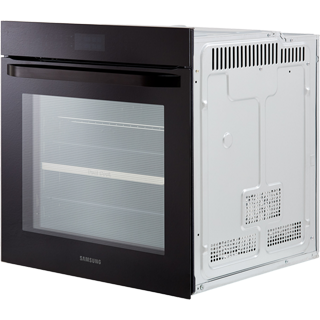 Samsung Prezio Dual Cook NV75R7546RB Built In Electric Single Oven - Black Glass - NV75R7546RB_BKG - 3