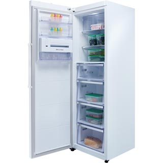 Samsung RR7000M RZ32M7120WW Upright Freezer - White - RZ32M7120WW_WH - 2