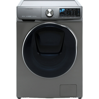 Samsung QuickDrive™ WD90N645OOX Washer Dryer - Graphite - WD90N645OOX_GH - 1