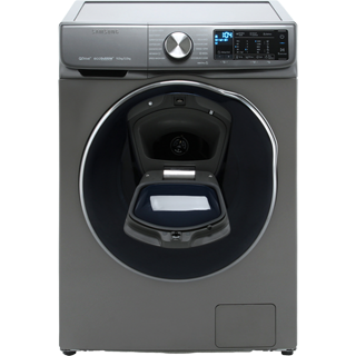 Samsung QuickDrive™ WD90N645OOX Washer Dryer - Graphite - WD90N645OOX_GH - 2
