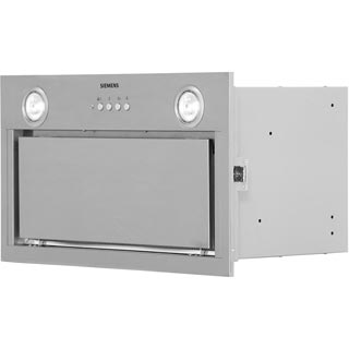 Siemens IQ-500 LB57574GB Built In Canopy Cooker Hood - Stainless Steel - LB57574GB_SS - 5