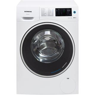 Siemens IQ-500 WD14U520GB Washer Dryer - White - WD14U520GB_WH - 1