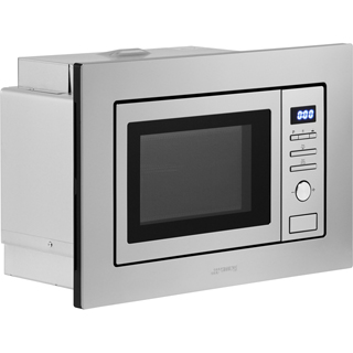 Smeg FMI017X Built In Microwave - Stainless Steel - FMI017X_SS - 2