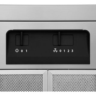 Smeg KSED65XE Built In Chimney Cooker Hood - Stainless Steel - KSED65XE_SS - 3
