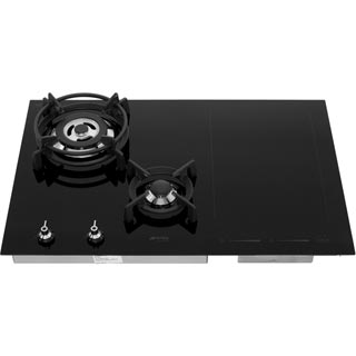 Smeg Classic PM3721WLD Built In Induction Hob - Black - PM3721WLD_BK - 5