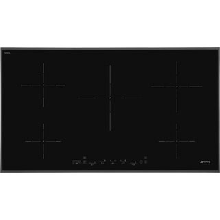 Smeg SI5952B Built In Induction Hob - Black - SI5952B_BK - 1