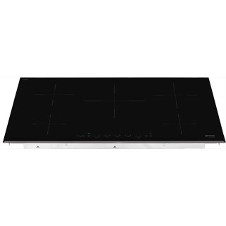 Smeg SI5952B Built In Induction Hob - Black - SI5952B_BK - 5