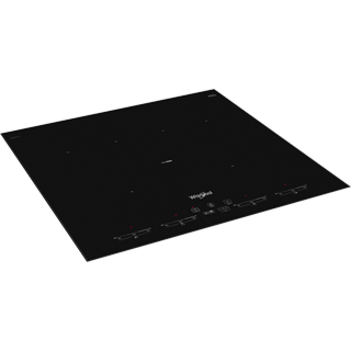Whirlpool SMO654OF/BT/IXL Built In Induction Hob - Black - SMO654OF/BT/IXL_BK - 3