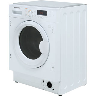 Stoves IWD8614 Built In Washer Dryer - White - IWD8614_WH - 5