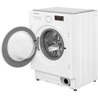 Stoves IWM8KG Integrated 8Kg Washing Machine with 1400 rpm - A+++ Rated - IWM8KG_WH - 2