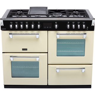 Stoves Richmond S1100G Gas Range Cooker - Anthracite - Richmond S1100G_AN - 2