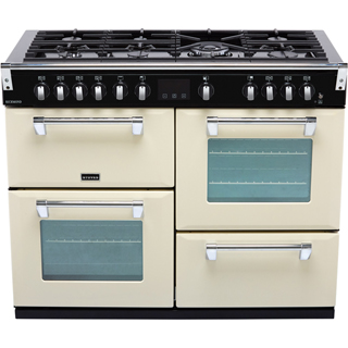 Stoves Richmond S1100G Gas Range Cooker - Anthracite - Richmond S1100G_AN - 3