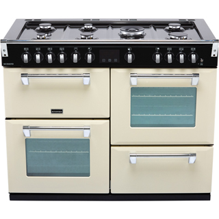 Stoves Richmond S1100G Gas Range Cooker - Anthracite - Richmond S1100G_AN - 4