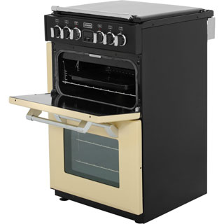 Stoves Mini Range RICHMOND550E Electric Cooker - Jalapeno - RICHMOND550E_JAL - 3