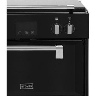 Stoves Richmond600Ei Electric Cooker - Black - Richmond600Ei_BK - 3