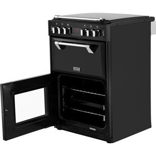 Stoves Richmond600G Gas Cooker - Black - Richmond600G_BK - 5