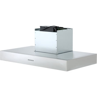 Stoves S900 STER FLAT Built In Chimney Cooker Hood - Stainless Steel - S900 STER FLAT_SS - 4