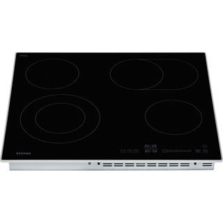 Stoves SEH602SCTC Built In Ceramic Hob - Black - SEH602SCTC_BK - 3