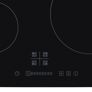 Stoves SIH602TC Built In Induction Hob - Black - SIH602TC_BK - 3