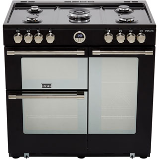 Stoves Sterling S900G Gas Range Cooker - Stainless Steel - Sterling S900G_SS - 5
