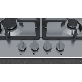 NEFF N50 T26BB59N0 Built In Gas Hob - Stainless Steel - T26BB59N0_SS - 2