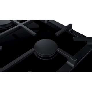 NEFF N90 T26TA49N0 Built In Gas Hob - Black - T26TA49N0_BK - 4