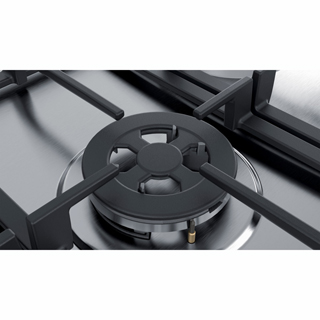 NEFF N50 T27BB59N0 Built In Gas Hob - Stainless Steel - T27BB59N0_SS - 4