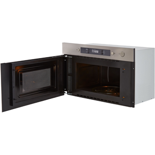 Whirlpool AMW423/IX Built In Microwave - Stainless Steel - AMW423/IX_SS - 3