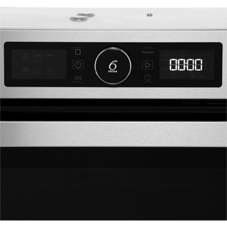 Whirlpool AMW730IX Built In Microwave - Stainless Steel - AMW730IX_SS - 2
