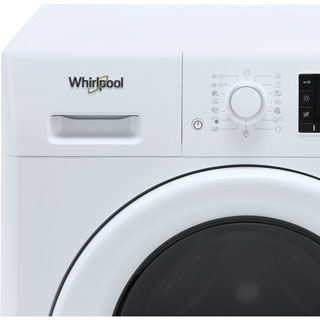 Whirlpool FreshCare FWDD117168W Washer Dryer - White - FWDD117168W_WH - 2