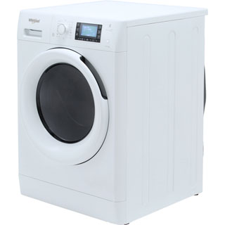 Whirlpool FreshCare FWDD117168W Washer Dryer - White - FWDD117168W_WH - 5