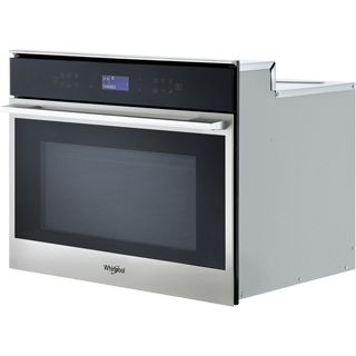 Whirlpool W Collection W7MW461UK Built In Microwave - Stainless Steel - W7MW461UK_SS - 4