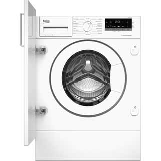 Beko WIR76540F1 Integrated 7Kg Washing Machine with 1600 rpm - A+++ Rated - WIR76540F1_WH - 1