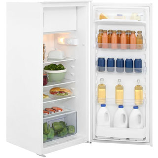 Zanussi ZBA22421SV Built In Fridge - White - ZBA22421SV_WH - 2