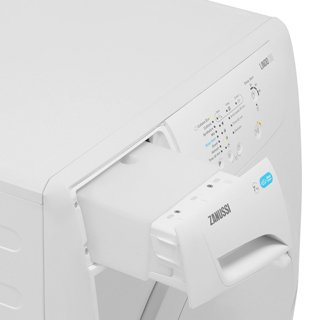 Zanussi Lindo100 ZDP7208PZ 7Kg Condenser Tumble Dryer - White - B Rated - ZDP7208PZ_WH - 4