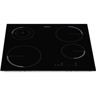 Zanussi ZEI6840FBV Built In Induction Hob - Black - ZEI6840FBV_BK - 5