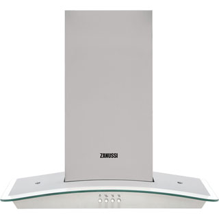 Zanussi ZHC62352X Built In Chimney Cooker Hood - Stainless Steel - ZHC62352X_SS - 1