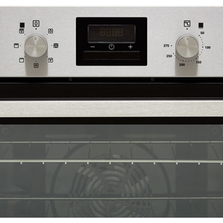Zanussi ZOB35471XK Built In Electric Single Oven - Stainless Steel - ZOB35471XK_SS - 2