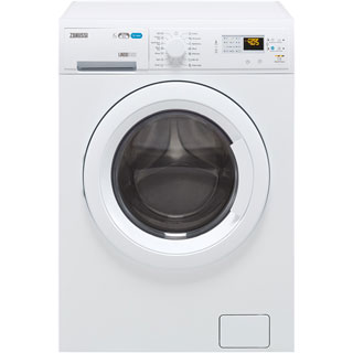Zanussi Lindo1000 ZWD71460NW 7Kg / 4Kg Washer Dryer with 1400 rpm - White - ZWD71460NW_WH - 1