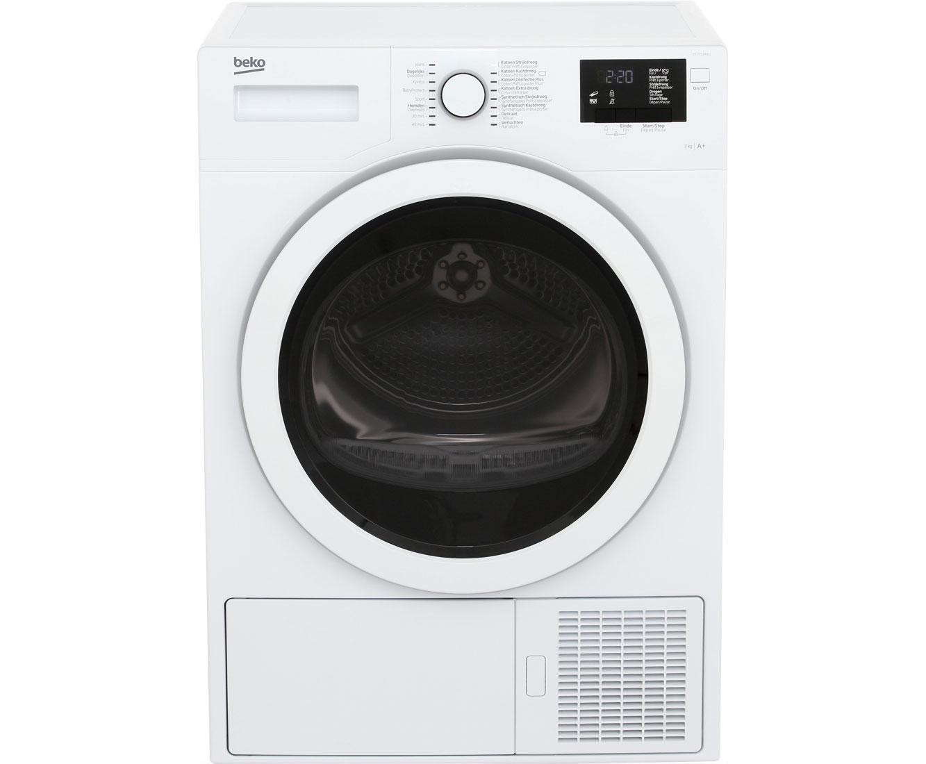 Beko warmtepompdroger review – Huishoudelijke apparaten