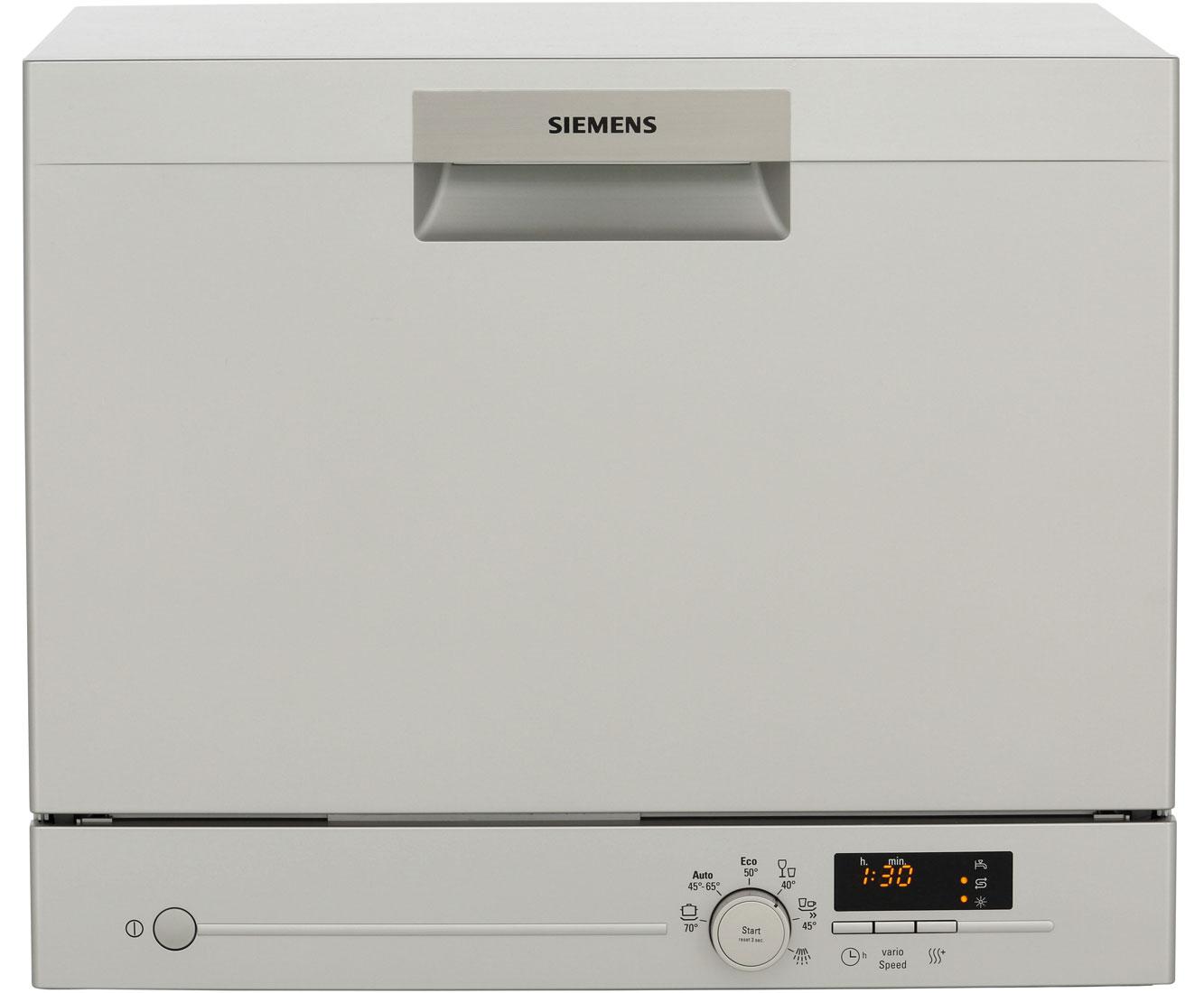 Siemens SK26E821EU Aanrechtblad 6couverts A+ vaatwasser