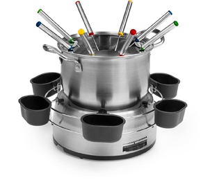 Princess Family Fondue Set 172680 - 172680_SS - 1