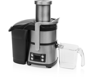 Princess 203041 Juicer - Zilver - 203041_SI - 1